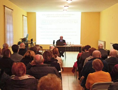 Conferencia de Ilex Abogados en Paniza
