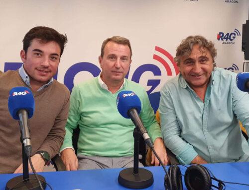"""José Antonio Visús interviene en el programa de radio """"Emprendedores"""""""