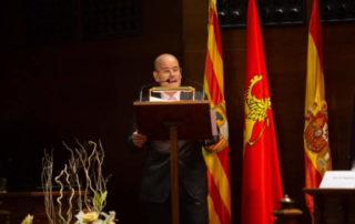 José Luis Artero ingresa en la AAJL