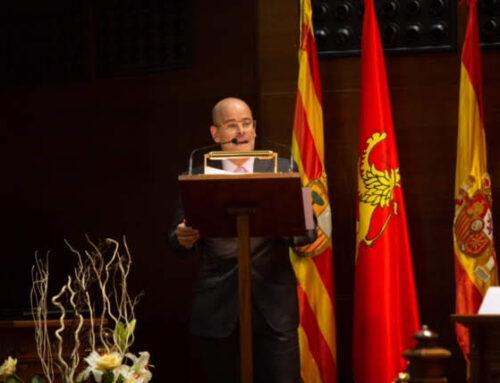 José Luis Artero ingresa en la Academia Aragonesa de Jurisprudencia y Legislación