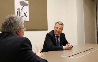 Ilex abogados cuanta con 25 profesionales para salvar a empresas españolas