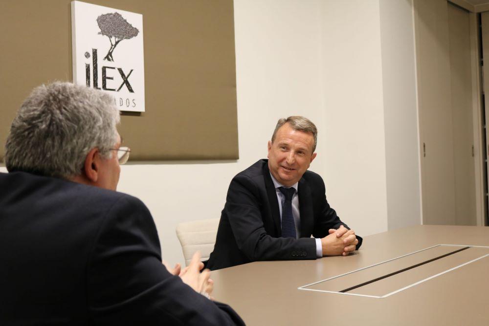 Ilex abogados cuanta con 25 profesionales para salvar a empresas Aragonesas